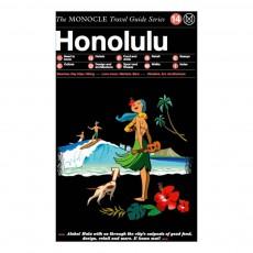 Guide de voyage Honolulu Multicolore