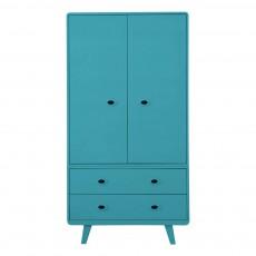 Armoire Toi et Moi Bleu turquoise