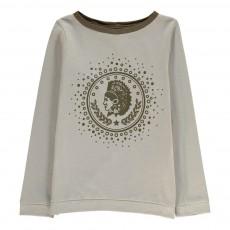 T-Shirt Indien Sioux Gris