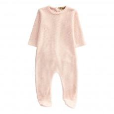 Pyjama Kadir Rose pâle