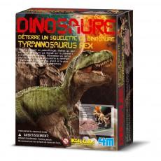 Kit déterre ton dinosaure T-Rex Multicolore