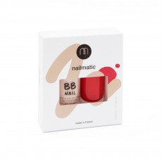 Coffret de 2 vernis BB nails medium dita Beige