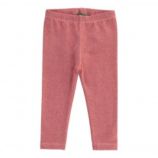 Legging Coton Bio Bay Rose