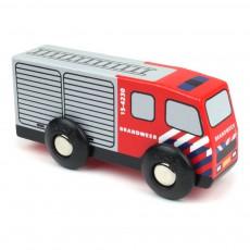 Camion de pompiers Multicolore