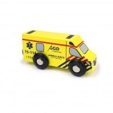Ambulance Jaune