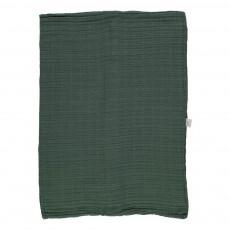 Grand lange 120x120 cm Vert sapin