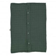 Taie d'oreiller 40x60 cm Vert sapin