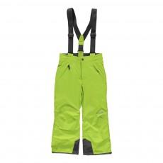 Pantalon de Ski à Bretelles Snowquest Vert