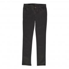 Pantalon Chino Gris anthracite