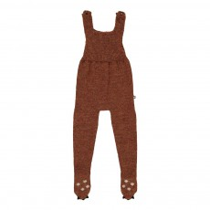 Pantalon Baby Alpaga Pieds Bambi Caramel