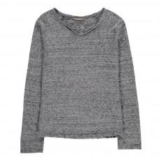 T-Shirt Chiné Peyton Gris