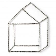 Maison lumineuse Zoé Rumeau x Smallable Naturel