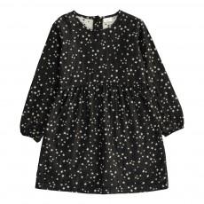 Robe Etoiles Estelle Noir