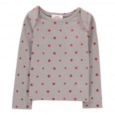 T-Shirt Etoiles Mariu Bébé Gris