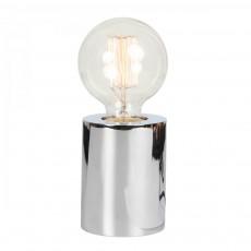 Lampe tactile Chromé