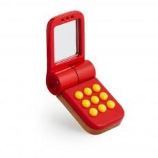Mon premier téléphone Rouge