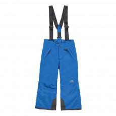 Pantalon de Ski à Bretelles Snowquest Bleu roi