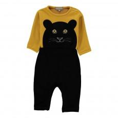 Combinaison Panthère Jaguar Noir