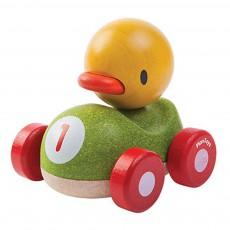 Ducky le caneton de course Multicolore