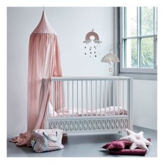 Bed Canopy Powder Powder S018 Numero 74 Design Baby