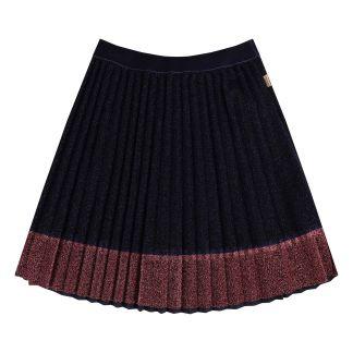 13c537610f55b Jupe Coton Bio Melissa Bordeaux Omibia Mode Enfant