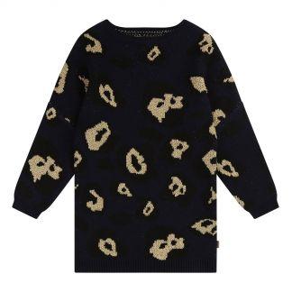9d9e9a7d8 Lurex Wool Dress Black