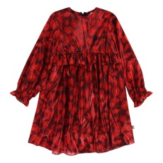 product-Little Marc Jacobs Vestido Forrado Leopardo
