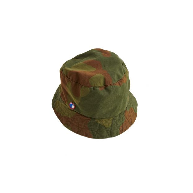 dfc6c382451 Packo Reversible Bucket Hat Dark green Bellerose Fashion Teen