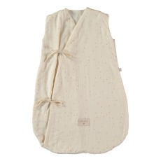 product-Nobodinoz Dreamy thin baby sleeping bag in organic cotton