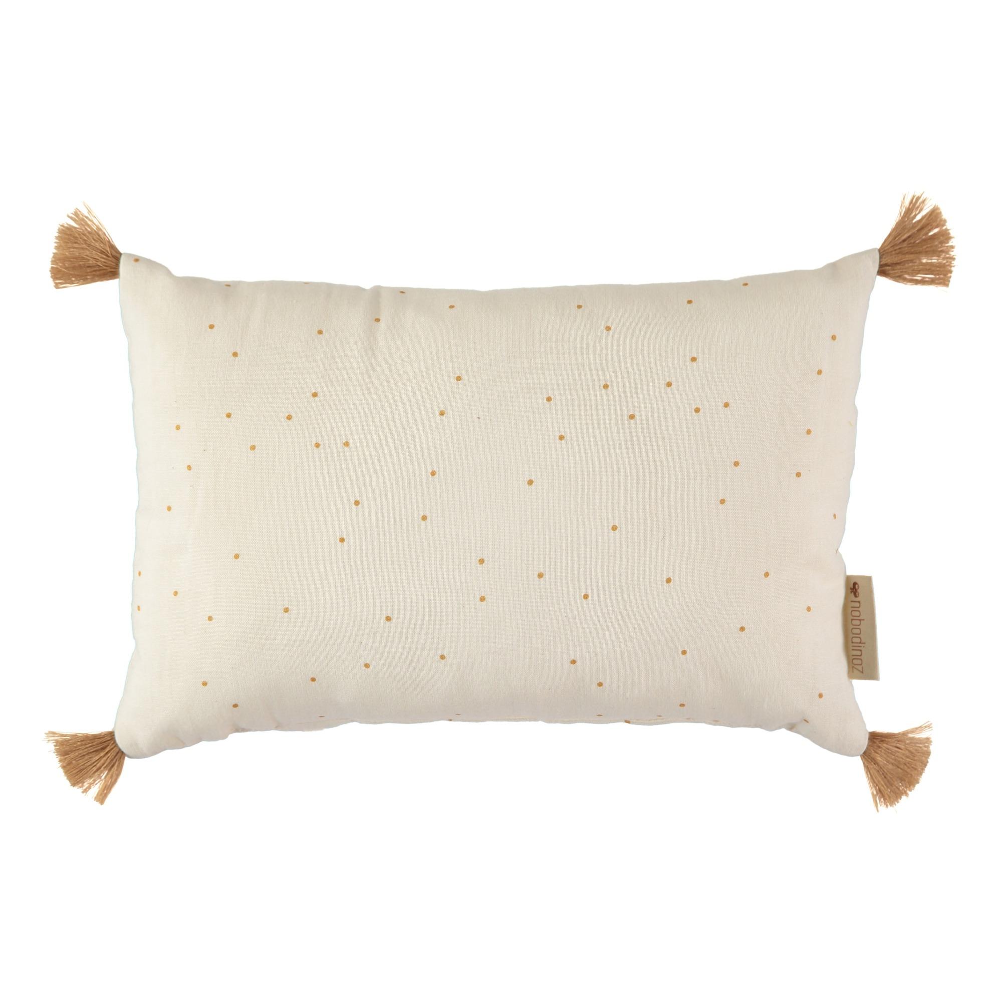 Coussin en coton bio Sublim 20x35 cm
