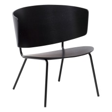 product-Ferm Living Herman Wood and Metal Chair