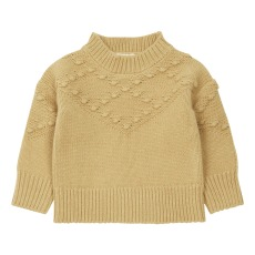 product-Rylee + Cru Bobble Knit Jumper