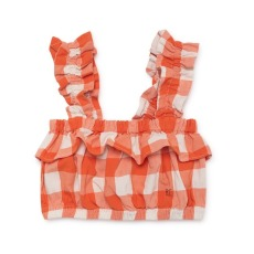 product-Bobo Choses Waffled crop top