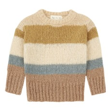 product-Rylee + Cru Aspen Stripe Jumper