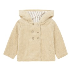product-Rylee + Cru Manteau Double Breasted Sherpa