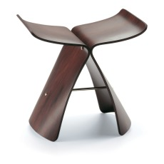 product-Vitra Tabouret Butterfly - Sori Yanagi