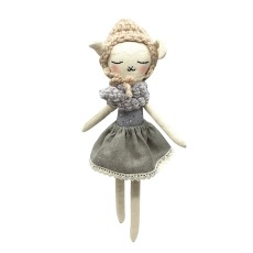 product-Mari Dolls Mariana sheep doll
