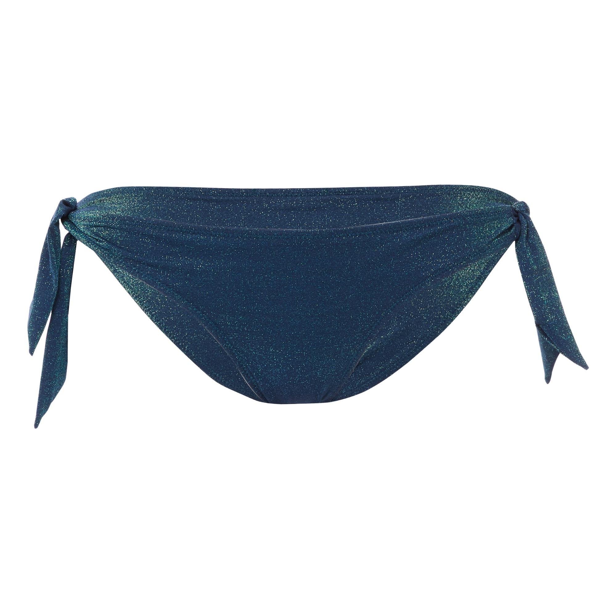 Lison Paris - Culotte de Bain Fidji - Collection Femme - - Bleu turquoise
