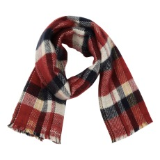 product-AO76 Check Scarf