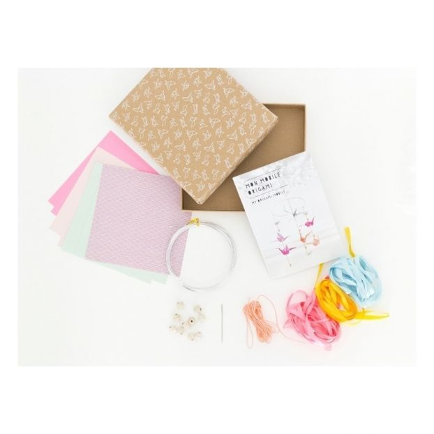 Kit DIY Mon mobile Origami