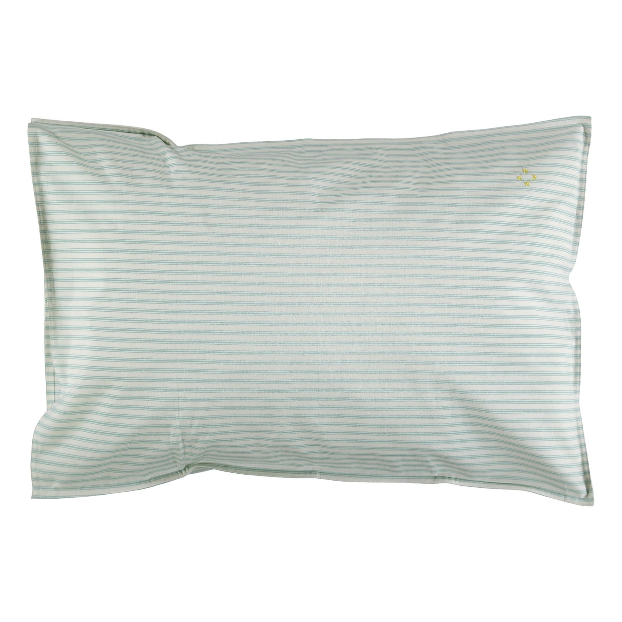 Striped pillow cover Camomile London
