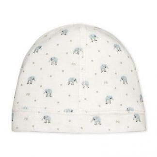 fad5f88f86273 Petit Bateau Bonnet naissance éléphants bébé mixte-listing