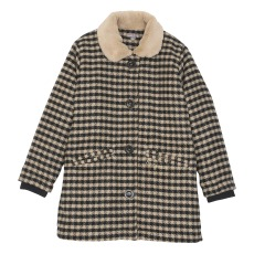 product-Emile et Ida Gingham Coat