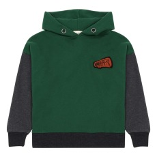 product-Wander & Wonder Sweat Capuche Badge