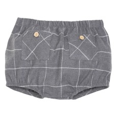 product-Emile et Ida Checkered Flannel Bloomers