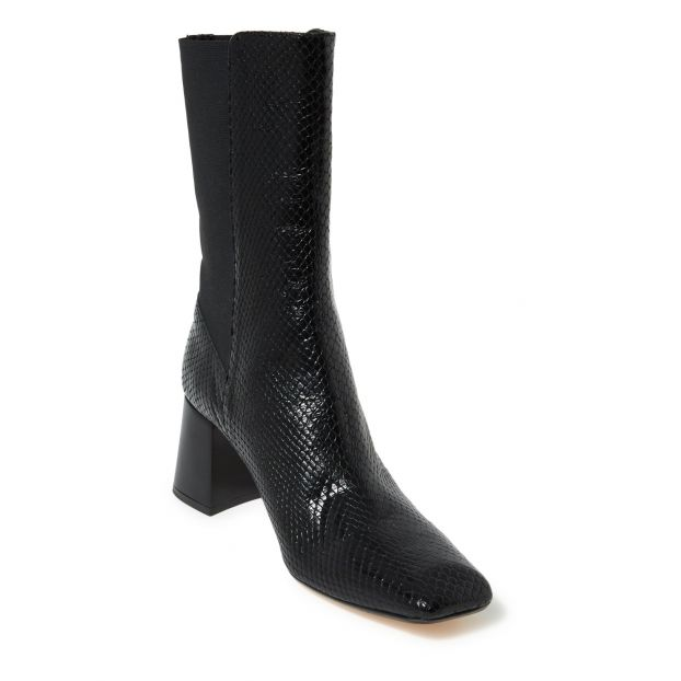 Judita Python Boots Black by Smallable