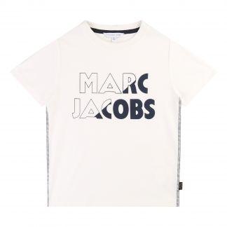 8d21e742a8 Little Marc Jacobs Logo T-shirt-listing