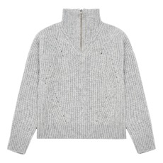 product-Scotch & Soda Maglione con collo zip