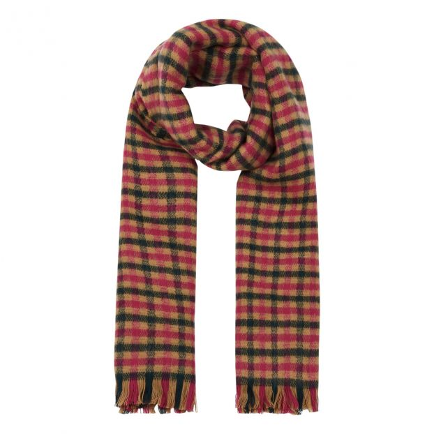 Check Scarf Red by Smallable