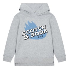 product-Scotch & Soda Felpa cappuccio Scotch&soda
